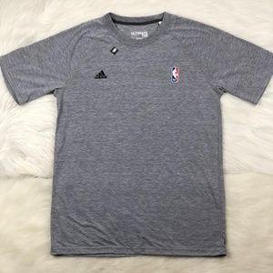 Adidas Climalite NBA Basketball SS Shooting Shirt